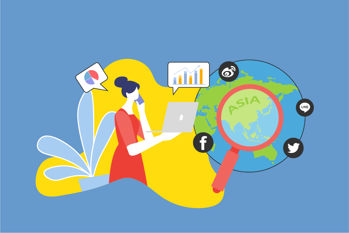 B2B marketing in Asia: What's the right social media platform?