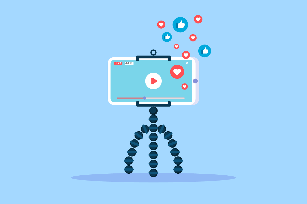 The meteoric rise and reign of livestreaming